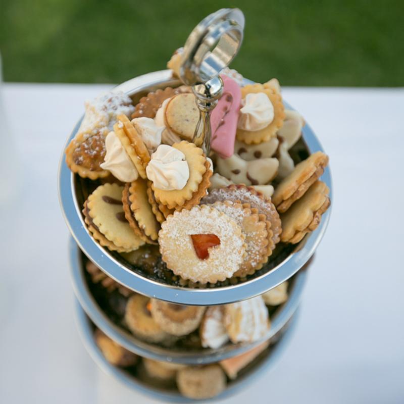 Hochzeitsbäckerei für Hochzeit auf Schloss Halbturn