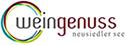 Logo Weingenuss Neusiedler See