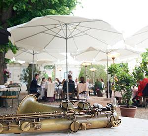 Hochzeit im Restaurant Knappenstöckl auf Schloss Halbturn