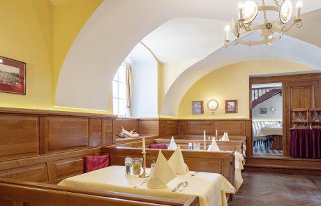 Das Stüberl PHILIPPA im Restaurant Knappenstöckl 1