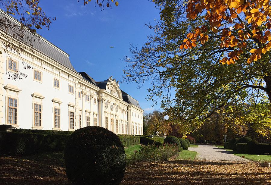 Knappenstöckl Schlosstor Kaiserberg