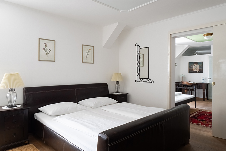 Schloss Halbturn Suite Riesling Doppelzimmer 2