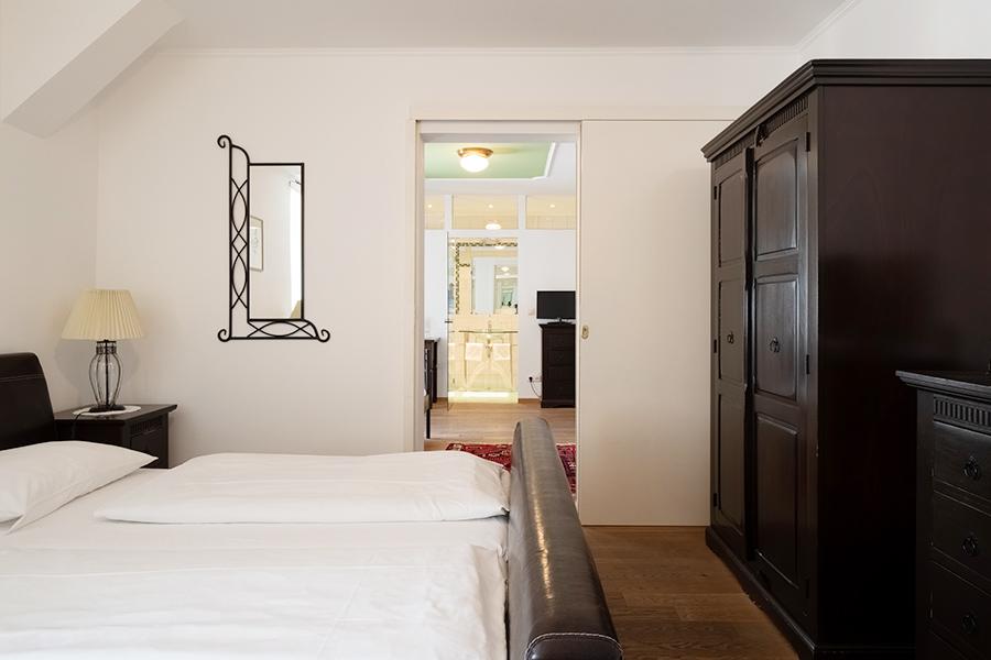 Schloss Halbturn Suite Riesling Doppelzimmer 3