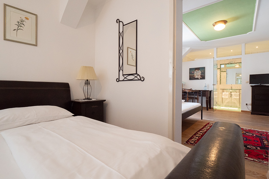 Schloss Halbturn Suite Riesling Doppelzimmer 4