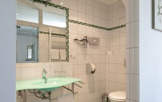 Schloss Halbturn Suite Riesling Badezimmer 1