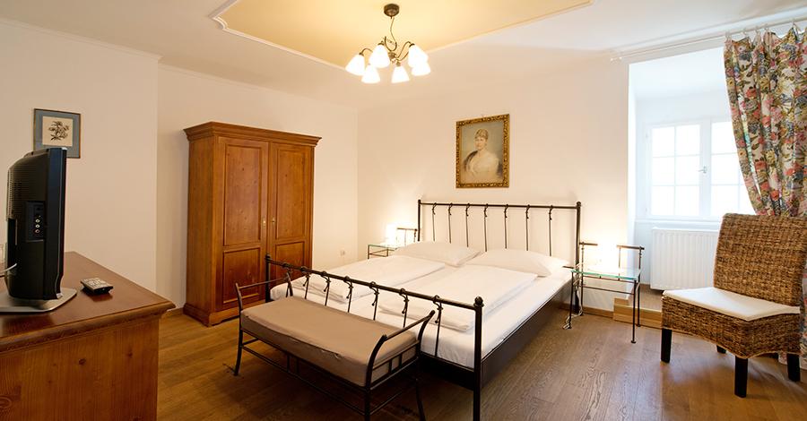 Zimmer Chardonnay im Hotel Wieser auf Schloss Halbturn