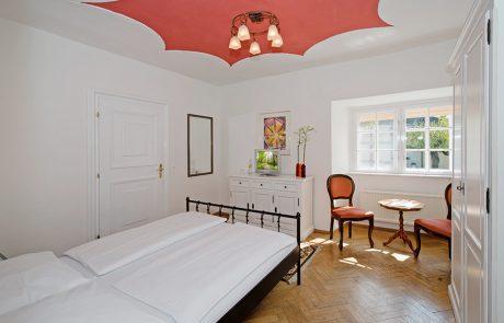 Schloss Halbturn Zimmer Sero Schlafzimmer